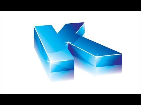 Alphabetical Logo Design K