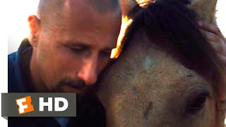 The Mustang (2018) - Finally Friends Scene (3/10) | Movieclips