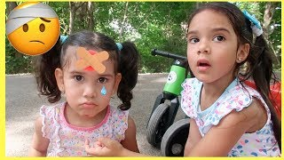The Boo Boo Story from Sam and Abby & more Nursery rhymes Song for Kids