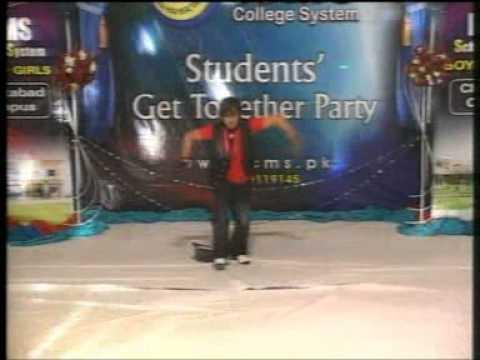 Icms Party 2011. Nice Break Dance