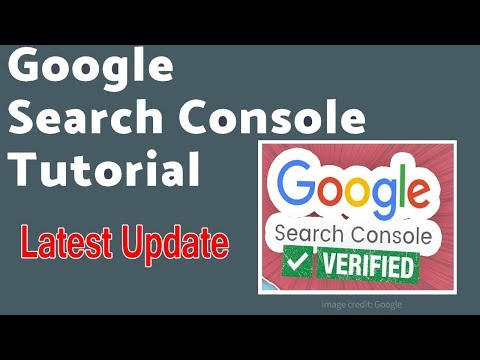 Google Search Console Verification And Submit Sitemap 2019 [Latest Update]