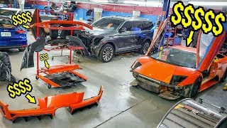 Here's How Much It Costs To Fix My Fast & Furious Lambo's HORRIBLE Movie Paint Job (WORTH IT!)