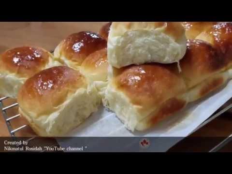 Resep Donut Kentang dan Roti.