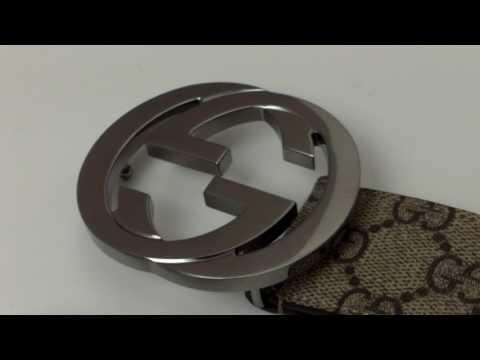Gucci Belt - Real Vs. Fake Comparison