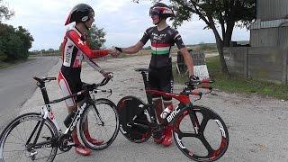 48 km h ride with the hungarian tt champion hajrapofijanika