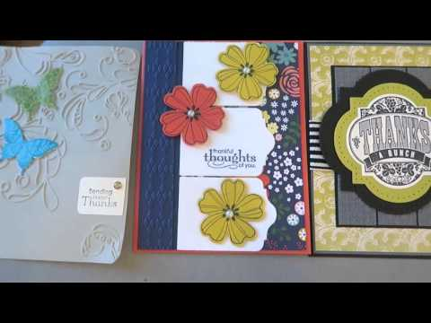 Homemade Cards, All Occasion Cards,  Card Making and Storage