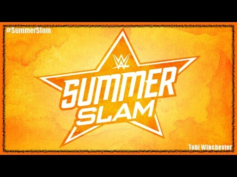 WWE: SummerSlam 2015 1st Custom Theme Song...