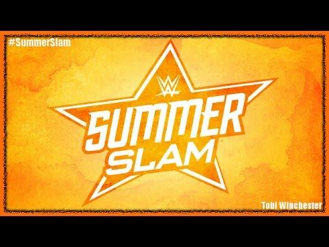 "WWE: SummerSlam 2015 1st Custom Theme Song - ""Ready"" [iTunes Download Link] (+ Lyrics)"