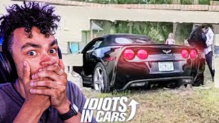 We React to IDIOTS That Shouldn't Have CARS!
