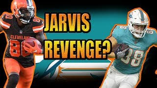 Jarvis Revenge? Cleveland Browns Vs Miami Dolphins Preview Video! | @1KFLeXin | Miami Dolphins Fan