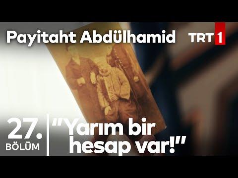 Payitaht Abdülhamid 27. Bölüm - Sultan Abdülaziz'in Katli
