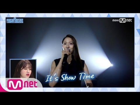 PRODUCE 101 season2 [카운트다운101] 꽃길 선배들의 나야나 감상기 170407 EP.13