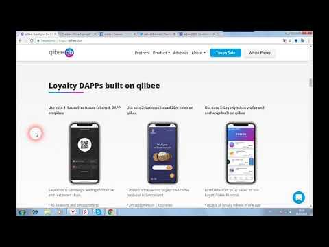 qiibee - экосистема лояльности брендов