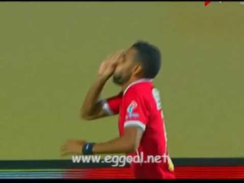 اهداف مباراة الاهلى واسوان 2-0   الدورى المصرى الاسبوع الخامس