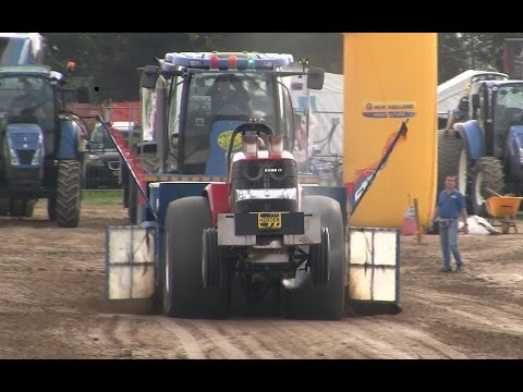 Tractor Pulling Vicofertile 2014 - European Super Stock final stage