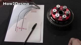 Проскальзывающее сцепление, слиппер /slipper clutch; что такое, как работает, для чего нужно?(Видео объясняет, роль проскальзывающего сцепления/слиппера в трансмиссии мотоцикл, а также для чего и в..., 2016-08-03T03:35:03.000Z)