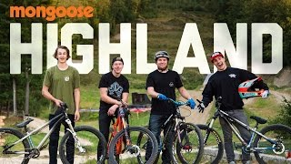 MTB - Mongoose Team Trip to Highland