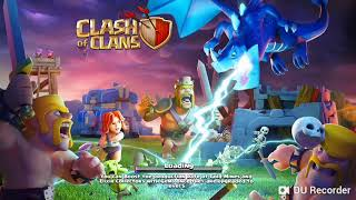 Clash of clans . Omg th 3 ma 233 experience . Total trophy 1430 town hall 3 ma.