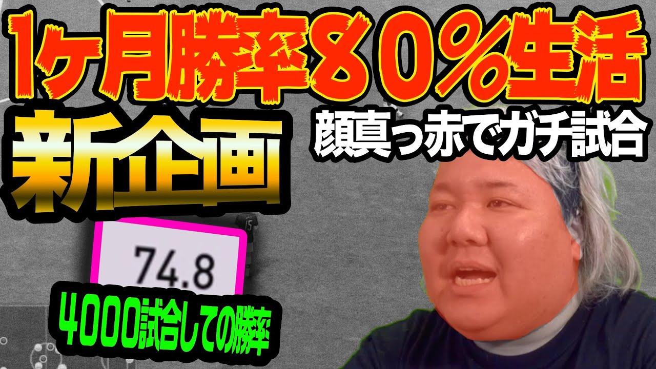 【新企画】1ヶ月勝率80%生活〜毎日負けたら罰ゲーム〜【ウイイレ2020】