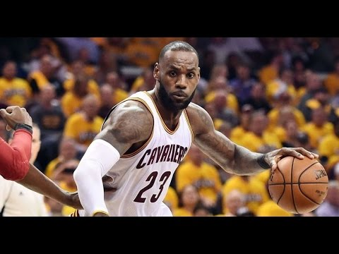 LeBron James 2017 Mix-