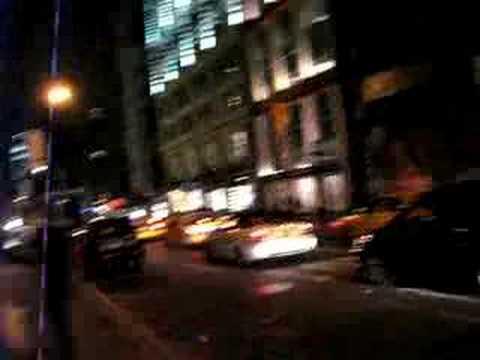 HAPPY HOUR IN NYC/SEXTA A NOITE EM MANHATTAN