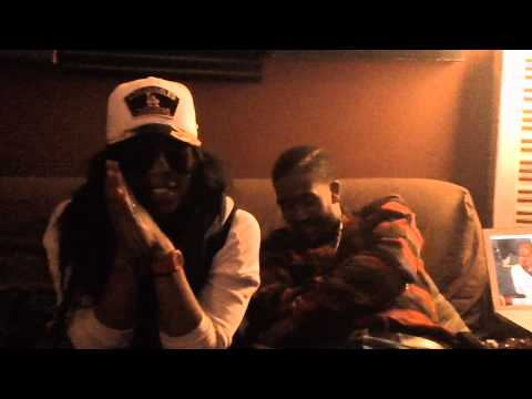 M$ney-Bags & Omarion Late Night in the Studio-ALTER EGO Episode 2