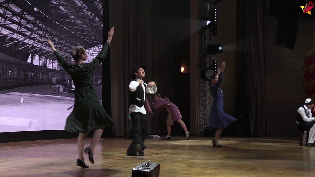 Театр-танца Любава - Еврейский танец.