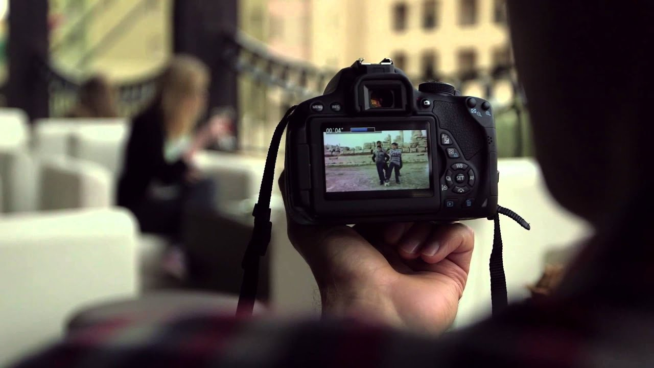 Canon Eos D Video