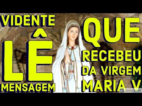 Mensagem de Nossa Senhora(13/07/2018) São José dos Pinhais/PR