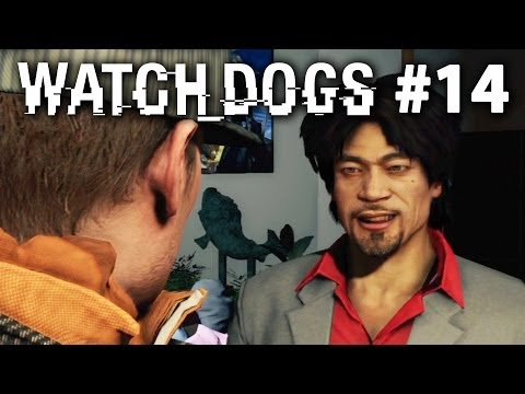 Don Knotts Is Not The Pizza Guy -- Watch_Dogs #14