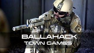 Ballahack Airsoft Town Gameplay