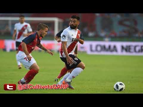 (Santarsiero) Arsenal 0 vs River Plate 3 - 24ª - Superliga Argentina 2017/18 I ElCultivetaCARP