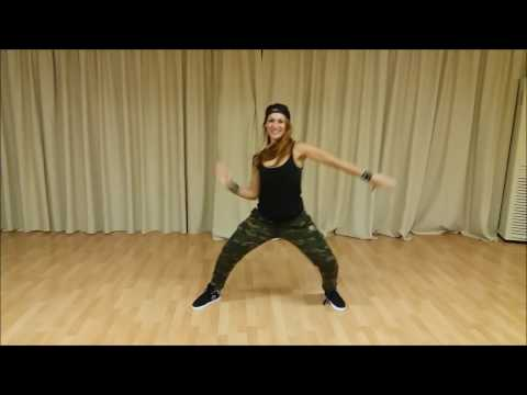 Dj Rebel & Mohombi feat. Shaggy - Let Me Love You ZUMBA WITH JOANNA PERIKLEOUS