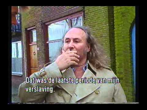 David Crosby - Kippenvel Dutch TV interview - 1989 - Part 1 of 2