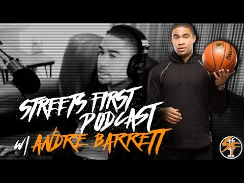 Andre Barrett Full Video Interview | Streets First