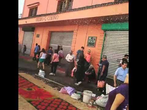 BGT: Feeling Free in Antigua, Guatemala (Semana Santa 2016)