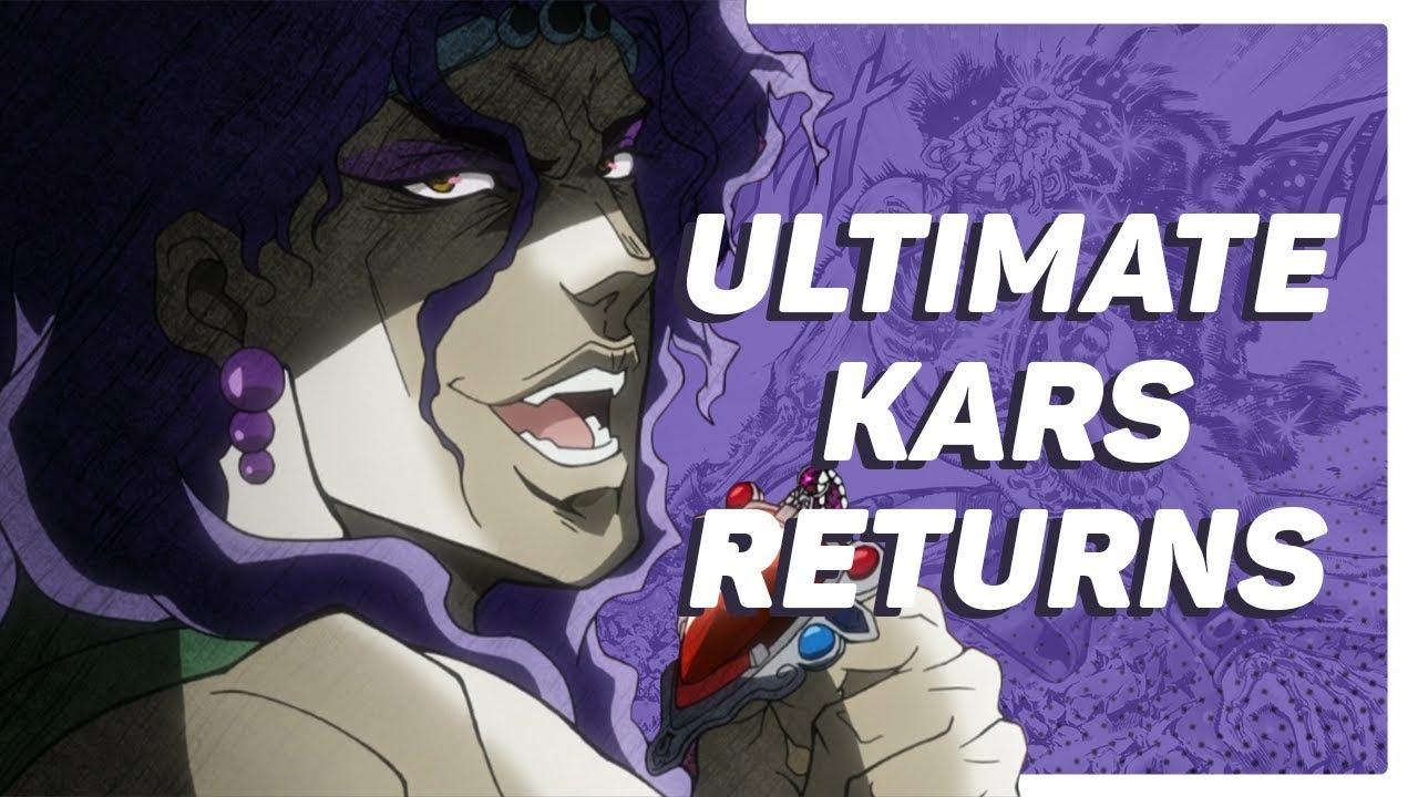 What if Kars Returned? (Ultimate Kars Vs  JoJo)
