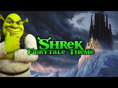 Shrek - Fairytale Theme   Music Box