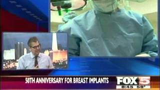 DR GEORGE ALEXANDER- Happy 50th anniversary silicone implants! Thumbnail