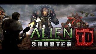 Alien shooter TD.  Бесконечные деньги.