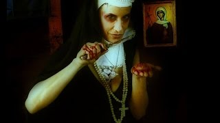 Witch Hunt, Lynn Julian, Boston Actress, as an Evil Nun, Rick Chandler, Director