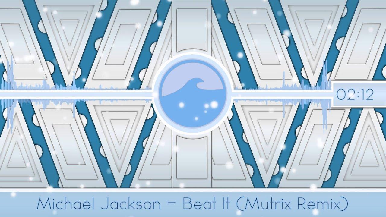 Dubstep] michael jackson beat it (mutrix remix) [free download.