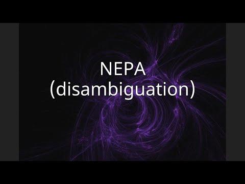 NEPA (disambiguation)