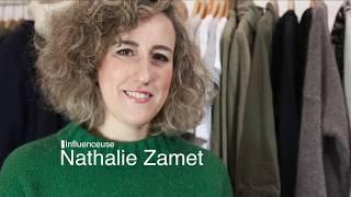 """#2/2 HSC Tv """"TRAFIC D'INFLUENCES"""" Suite Nathalie ZAMET (Resp. Bureau De Tendances)"""