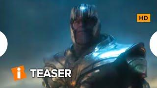 Vingadores Ultimato - Thanos | Teaser Legendado