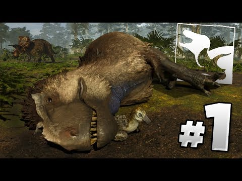 DINOSAURS WITH FEATHERS!!! - Saurian Demo Gameplay | Ep1