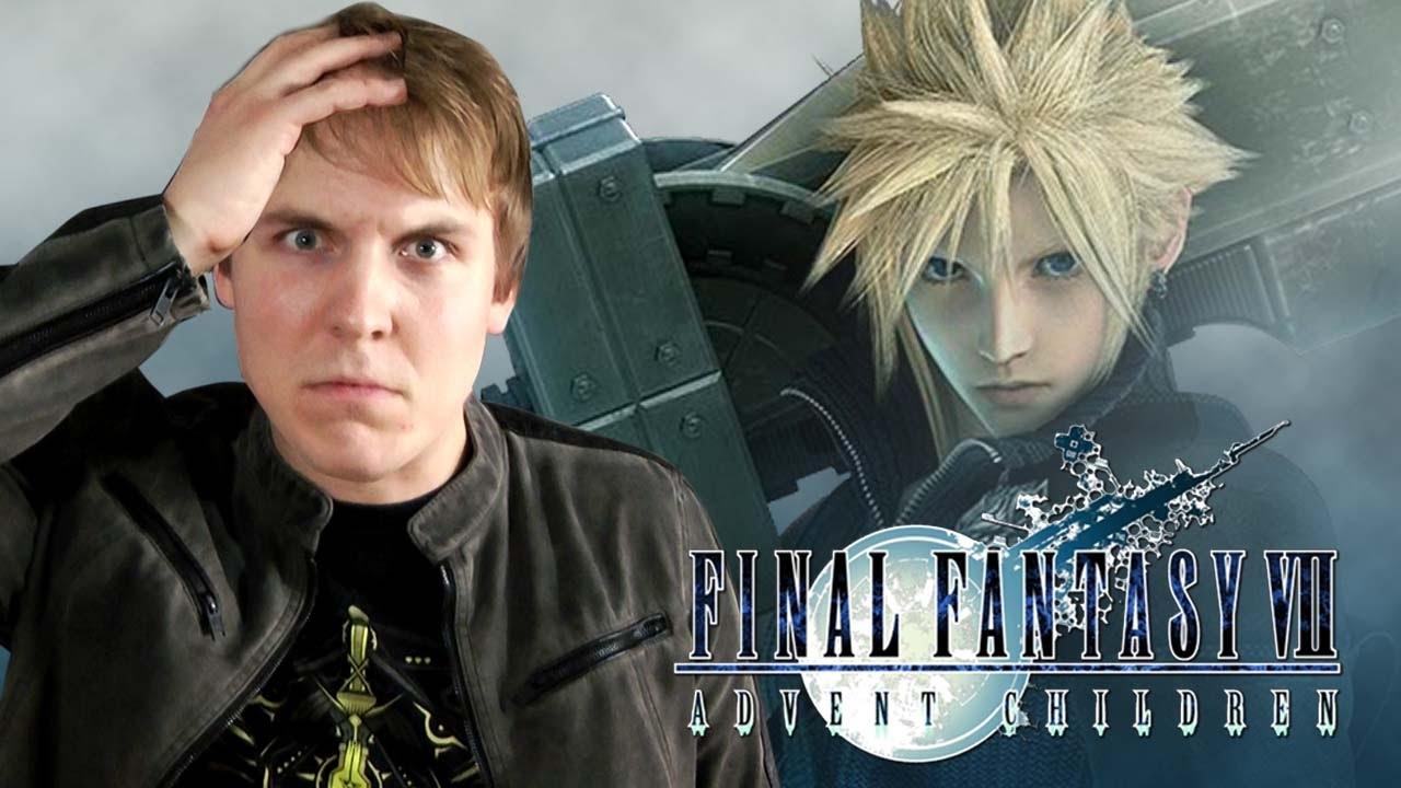 Final Fantasy Vii Advent Children What We Had To Watch Il