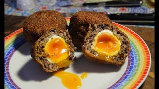 Яйця по-шотландськи / Яйца по-шотландски / Scotch eggs