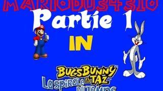 Bugs Bunny et Taz : La Spirale du Temps [Partie 1]