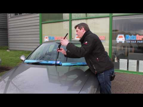 How To Fit Wipers To Your Vehicle - ( U Type Clip)